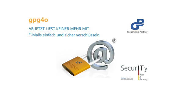 Giegerich & Partner GmbH - gpg4o